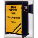 Dirt Driver Tamperproof Hot water static cabinets
